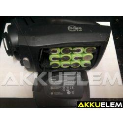 AKKUFELÚJÍTÁS Bosch MOVE  BBHMOVE2/01 porszívó 14.4V / 2Ah