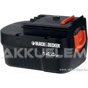 AKKUFELÚJÍTÁS Black & Decker 14.4V 1.6Ah  (SUBC)
