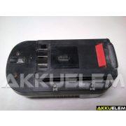 AKKUFELÚJÍTÁS Black&Decker A1718 18V / 3,3Ah Ni-MH szerszámgép akku