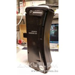 AKKUFELÚJÍTÁS Samsung kerékpár akkumulátor SDI-3610C, 36V 10Ah