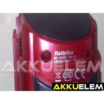 AKKUFELÚJÍTÁS BaByliss  E920XE T61