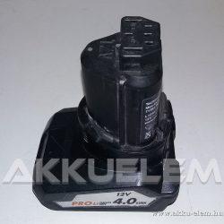 AKKUFELÚJÍTÁS AEG L1240 10,8V / 4Ah szerszámgép akkumulátor