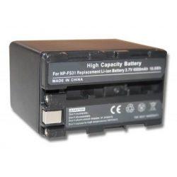 Sony NP-FS32 3,7V 4500mAh utángyártott kamera akkumulátor