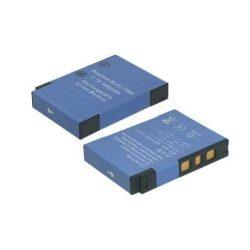 Kodak KLIC-7002 600mAh utángyártott akkumulátor