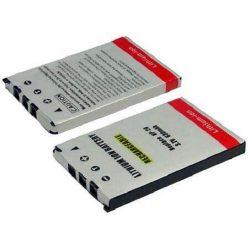 Casio NP-20 630mAh utángyártott akkumulátor