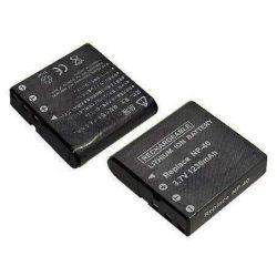 Casio NP-40 1250mAh utángyártott akkumulátor