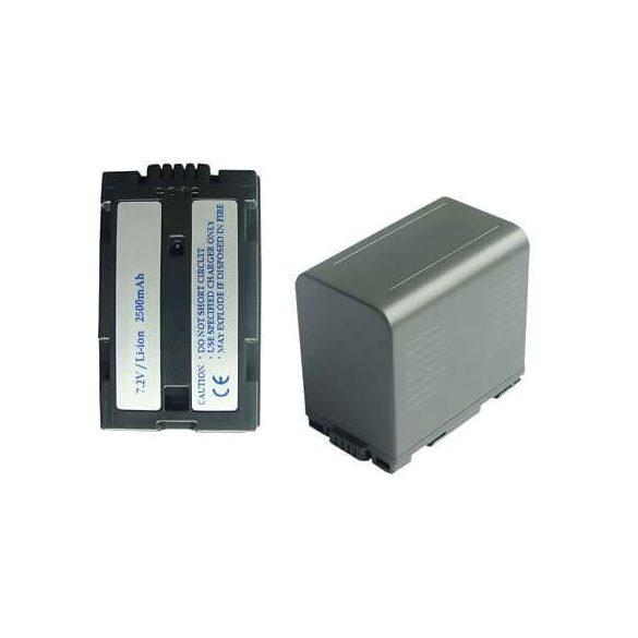 Panasonic CGR-D220 2200mAh utángyártott akkumulátor