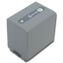 Sony NP-FP90 2300mAh utángyártott akkumulátor
