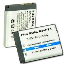 Sony NP-FT1 710mAh utángyártott akkumulátor
