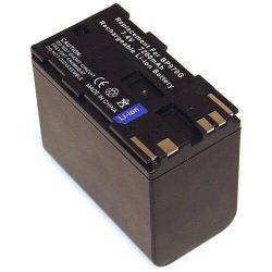 Canon BP-970 utángyártott akkumulátor 7200mAh