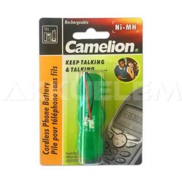 Camelion cordless pakk 3x250BVH 3,6V 230mAh univerzális csatlakozóval