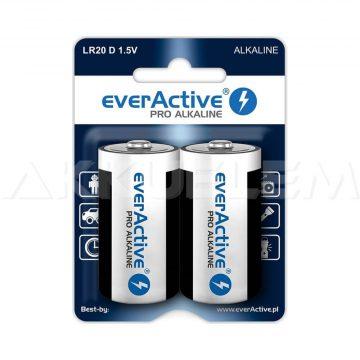 everActive LR20 D elem GP 13A alkáli Bl (ár/darab)