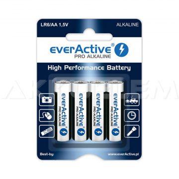 everActive LR6 AA ceruza elem alkáli Bl (ár/darab)