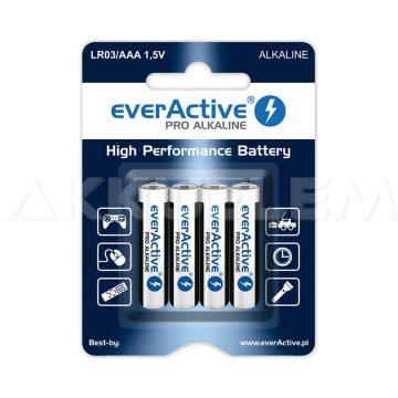 everActive LR03 AAA mikró elem alkáli Bl (ár/darab)