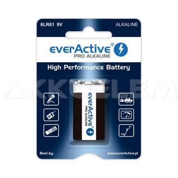 everActive High Energy 9V 6LR61 alkáli elem 1604