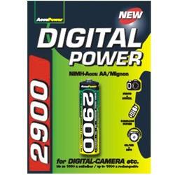 Digital Power 2900mAh AA akkumulátor