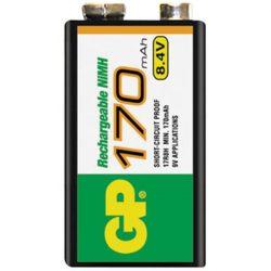 GP 170mAh NiMH 9,6V akkumulátor