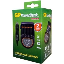 POWER BANK H500 4 csatornás Ni-MH töltő PB50