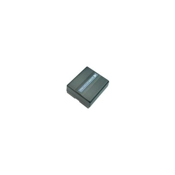 Panasonic CGA-DU07 720mAh utángyártott kamera akkumulátor