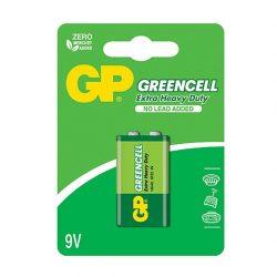 GP Greencell 1604G (9V) féltartós