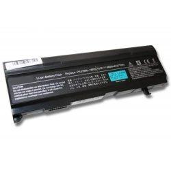 TitanEnergy Toshiba Satelite A80 A135 PA3399U 10,8V 6600mAh utángyártott notebook akkumulátor
