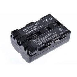 Sony NP-FM500H 1700mAh utángyártott akkumulátor