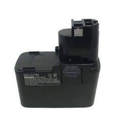 BOSCH 2607335035 9.6V 3000mAh utángyártott szerszámgép akkumulátor