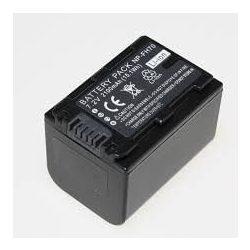 Sony NP-FH70 2000mAh utángyártott akku