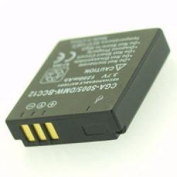 Panasonic CGA-S005 1100mAh utángyártott akkumulátor