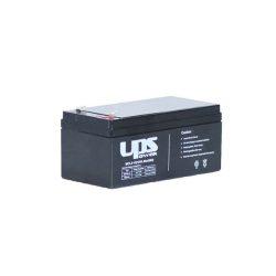 UPS POWER 12V 3,3Ah zselés akkumulátor  (MC3.3-12)
