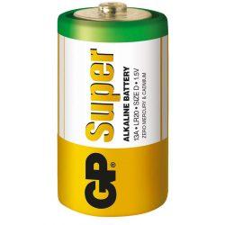 GP 13A 1,5V D LR20 Super alkáli elem