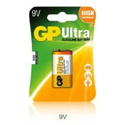 GP Ultra Alkaline 1604AU (9V, block) tartós