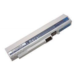 Titan Basic Acer UM08A73 4400mAh fehér notebook akkumulátor - utángyártott