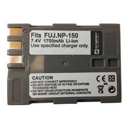 Fuji NP-150 utángyártott kamera akkumulátor