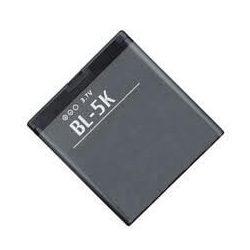 NOKIA BL-5K 1200mAh utángyártott mobilakku