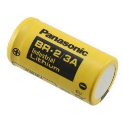 Panasonic BR-2/3A - 17335 Lítium elem 3V - 1200mAh