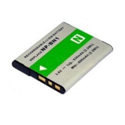 Sony NP-BN1 630mAh utángyártott akku