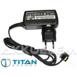 Titan Energy Asus 15V 1.2A 18W tablet adapter - utángyártott