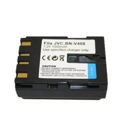 JVC BN-V408 1100mAh utángyártott akkumulátor