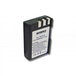 NIKON EN-EL9 1100mAh utángyártott akkumulátor