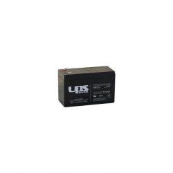 UPS Power 12V 7,2Ah zselés akkumulátor(MC7.2-12)