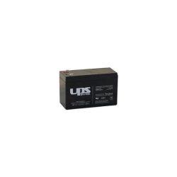 UPS Power 12V 7,2Ah zselés akkumulátor (MC7.2-12)
