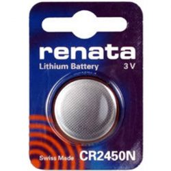 RENATA CR 2450N 3V lítium gombelem