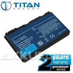 Titan Energy Acer GRAPE32 10,8V 5200mAh notebook akkumulátor - utángyártott