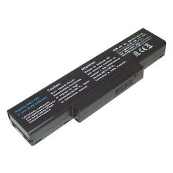 Titan Basic MSI BTY-M66 4400mAh notebook akkumulátor - utángyártott