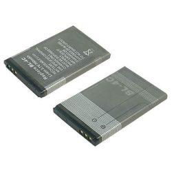 NOKIA BL-4C 600mAh utángyártott mobilakku