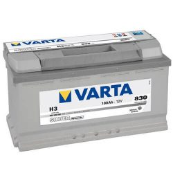 100Ah VARTA Silver Dynamic H3 600402 akkumulátor jobb+