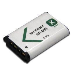 Sony NP-BX1 1080mAh utángyártott akku