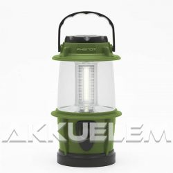 Kempinglámpa 3 x 1W COB LED dimmelhető + 3 x AA elem 18684