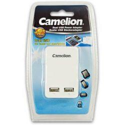 Camelion AD569 5V 3,4A fali USB adapter
